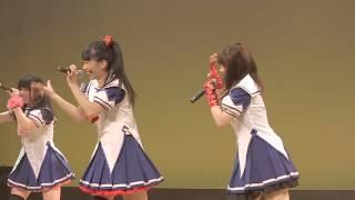 福岡で活動中のアイドルグループGUILDOLLさん神田みつきさんの ライブ映...