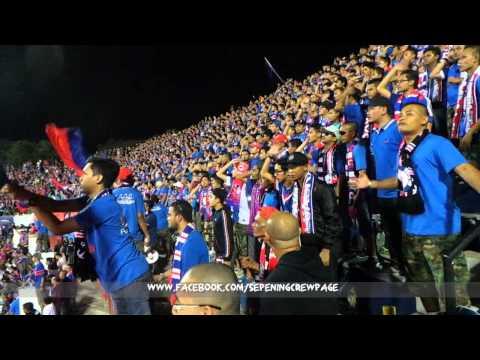 Ultras Boys Of Straits Sampai Mati Piala Malaysia 2014