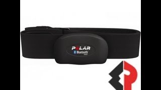 MR - Polar H7 Heart Rate Monitor Review