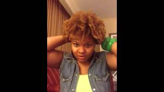 (#82) How To Refresh a Day-Three Twist Out