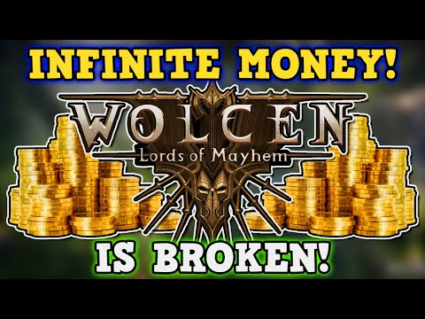WOLCEN IS A PERFECTLY BALANCED GAME WITH NO EXPLOITS - How To Be The Richest Person In The World
