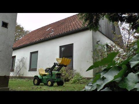 """Das """"weiße Haus"""" in Nortorf..."""