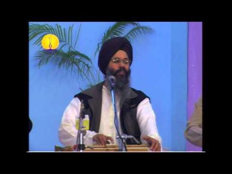 Adutti Gurmat Sangeet Samellan 2007 : Dr Charan Kamal ji
