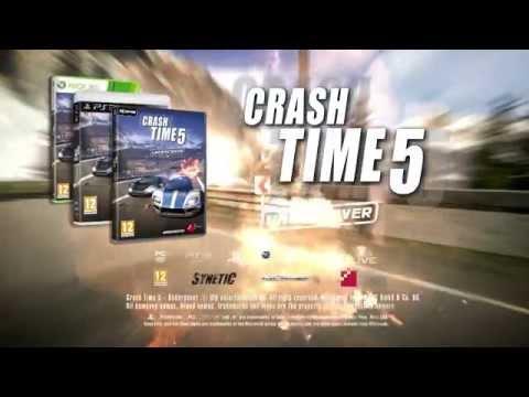 Crash Time 5 - Trailer | Xbox 360, PS3, PC | PQube Games