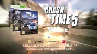 Crash Time 5 - Trailer | Xbox 360, PS3, PC | PQube Games