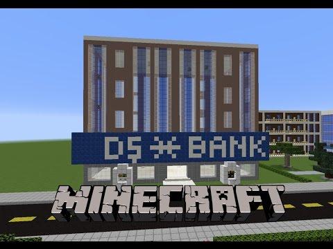 Minecraft: Banka Yapımı