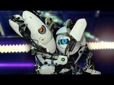 BROTHERLY LOVE | Portal 2 Co-Op #1