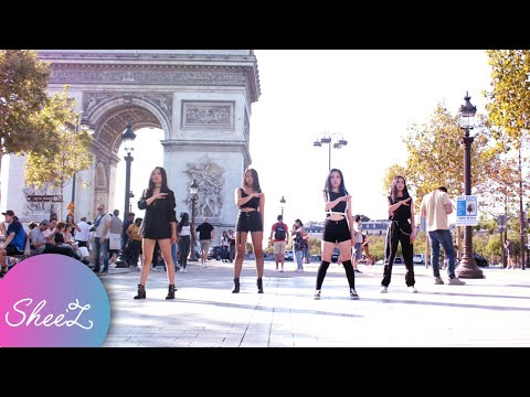 [KPOP IN PUBLIC/PARIS] BLACKPINK - 뚜두뚜두 (DDU-DU DDU-DU) Dance Cover