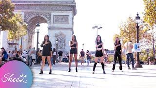 [KPOP IN PUBLIC/PARIS] BLACKPINK - 뚜두뚜두 (DDU-DU DDU-DU) Dance Cover