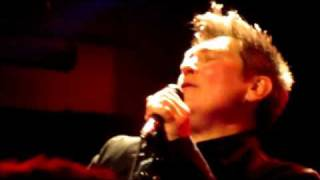 k.d. lang - A Sleep With No Dreaming (Le Poisson Rouge, NYC, 4.14.11)