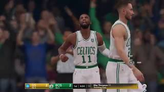 NBA LIVE 19 EASY OFFENSE | MONEY PLAY | HOW TO SCORE EASY BUCKETS !!