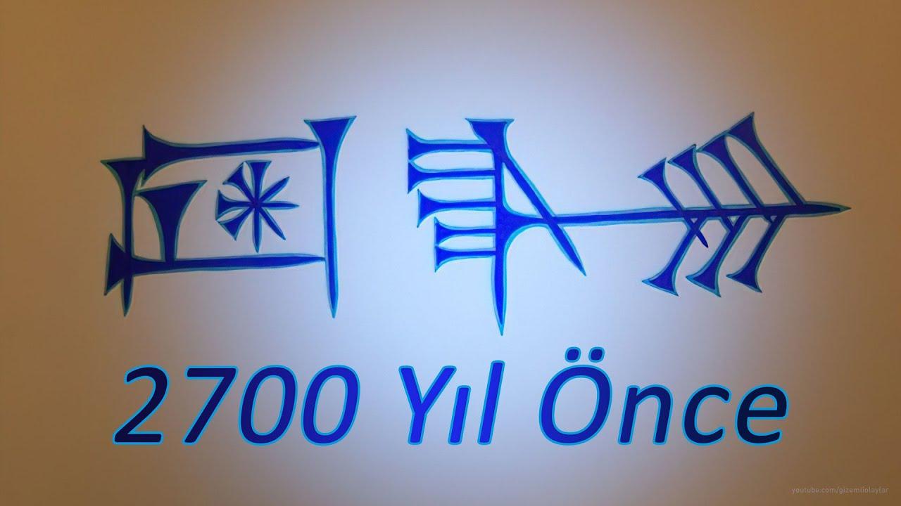 2700 Yıllık Kil Tablette Şaşırtıcı Keşif