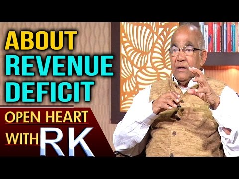 Former RBI Governor About Revenue Deficit | Open Heart With RK | ABN Telugu