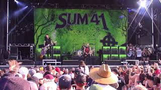 Complete show of Sum 41 at Rockfest Put it in HD !