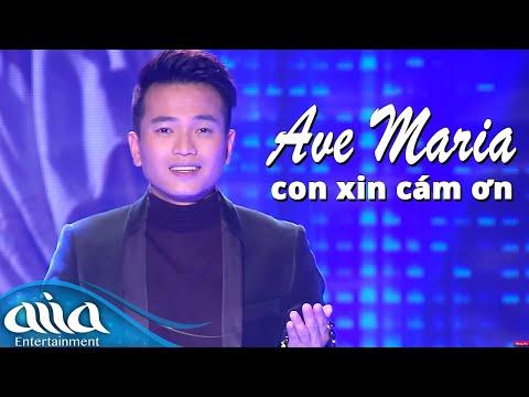 Ave Maria Con Dâng Lời | Ca sĩ: Lê Quốc Tuấn | Nhạc sĩ: Huyền Linh (ASIA Special: Mẹ Fatima)