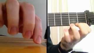 3-Finger Picado - 2 from Aires Choqueros by Paco de Lucia