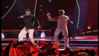 Eurovision 2004 Semi Final 01 Finland *Jari Sillanpaa* *Takes 2 To Tango* 16:9