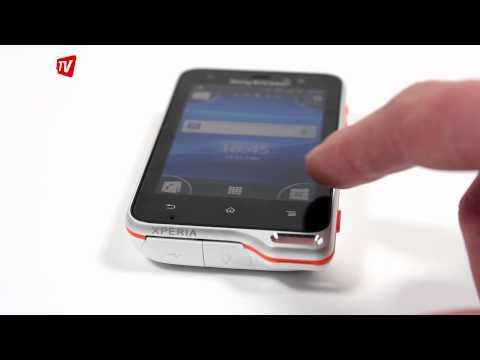 Sony Ericsson Xperia Active -- Smartfonowy Terminator