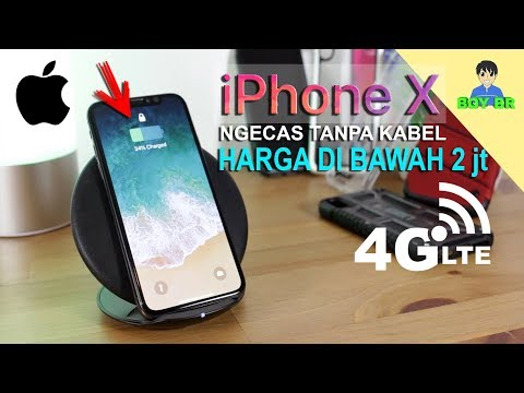 IPHONE X - 1 Jutaan - REAL 4G
