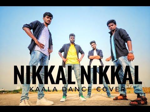 Nikkal Nikkal - Dance Cover Video | Kaala (Tamil) | Rajinikanth | Pa Ranjith | Santhosh Narayanan