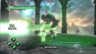 Green Lantern: Rise of the Manhunters - Lantern Oath Gameplay