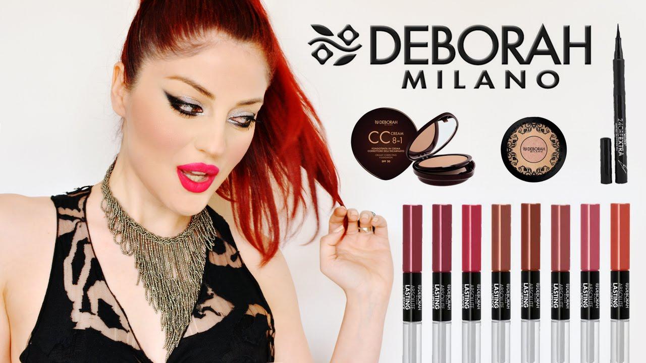 *New* Deborah Milano Presentation