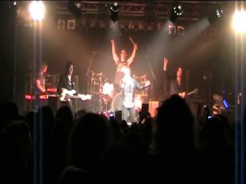 EUROPE - Happy Birthday John Leven! :-)  - LIVE Firenze 25/10/2012