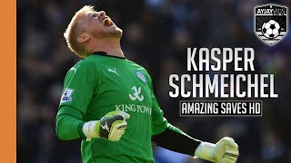 Kasper Schmeichel |Amazing Saves| HD |