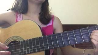 Cho em mơ - cover guitar by Chan Chan