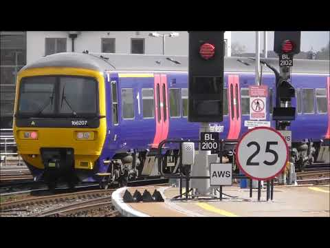 Trains at Bristol Temple Meads 25/04/2018 Part 1