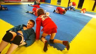 Знакомство с новым тренером. Самбо дети/Acquaintance with the new trainer. Sambo Kids