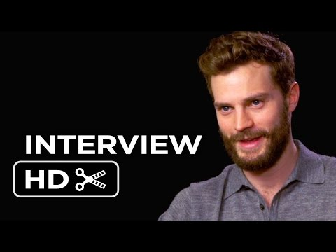 Fifty Shades of Grey Interview - Jamie Dornan (2015) - Romance Movie HD
