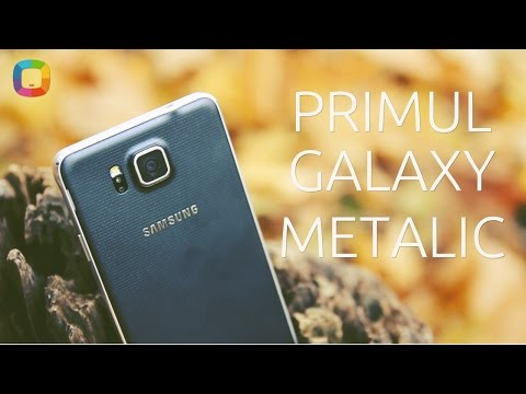 47. Samsung Galaxy Alpha Review (Română)