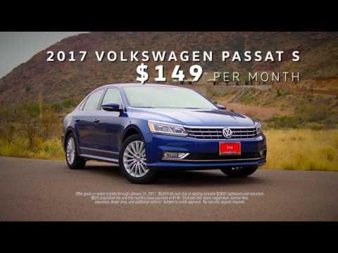 2017 Volkswagen Passat S Lease Special @ Hoy Volkswagen [HD]