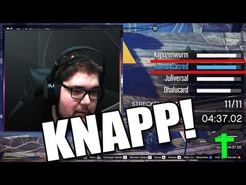 KNAPP! | GTA V: Online | #76 | Items4Sacred [GER]