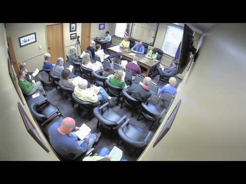 Susquehanna County Commissioners' Meeting September 28, 2016
