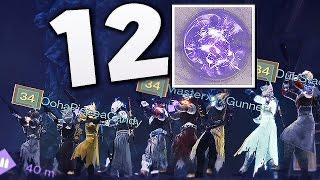 Destiny - 12 NOVABOMBS PVP FIGHT !!!