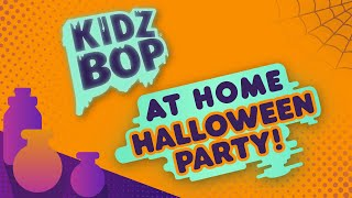 At Home Halloween Party with KIDZ BOP!