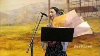 コラボレーションコンサート ~故郷再生への祈りを込めて~」。 会場に...