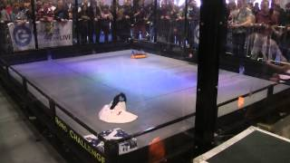 The 2013 UK FW Championships: Group B - Trouble Starter 3 vs Binky vs Cicatrix