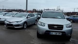 Цены на авто с растаможкой и под ключ в Литве Каунас часть 2