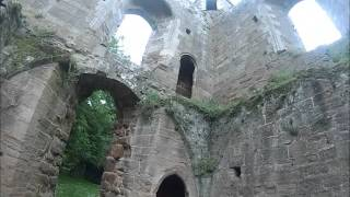 Spofforth Castle Ruins