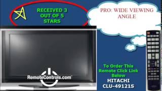 Review Hitachi HDTV LED Platinum Series - LE55S606, LE46S606, LE42S606