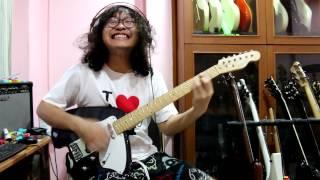 แป๊ะ Syndrome - พลังงานจน Labanoon Guitar  Cover