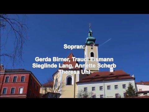 Sanctus und Benedictus aus der Pastoralmesse in F-Dur (Anton Diabelli) - Kirchenchor St. Georg