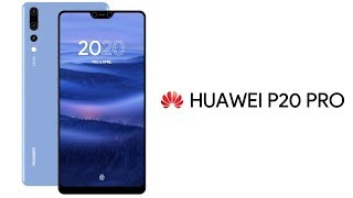 Huawei P20 Pro: Official Trailer