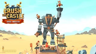 Crush the Castle: Siege Master - Level 71 - 80 (All 3 Stars) Gameplay Walkthrough