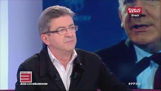 « Il y a un mépris de classe contre les ouvriers et salariés » - Mélenchon