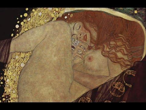 Arte - Danae di Gustav Klimt