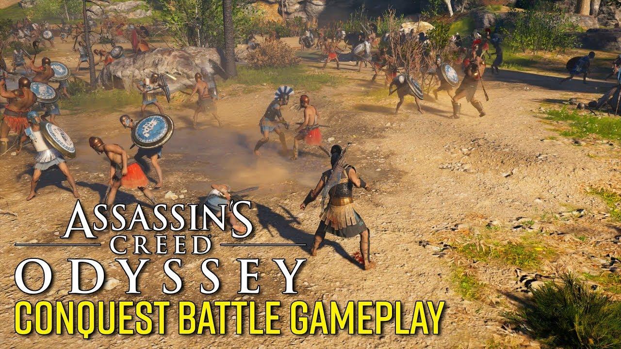 assassinscreedodyssey conquestbattle forsparta assassi - 890×520